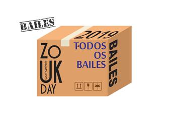 Pacote de Bailes - Zouk Day Congress 2019
