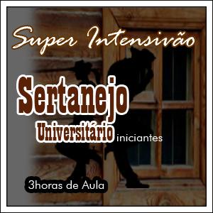 SERTANEJO INICIANTE | horário 12h-15h | MÓDULOS 1,2,3 (10/02, 17/02, 24/02)