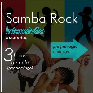 SAMBA ROCK INICIANTE | horário 18:15-21:15 | MÓDULOS 1,2,3 | valor hoje: