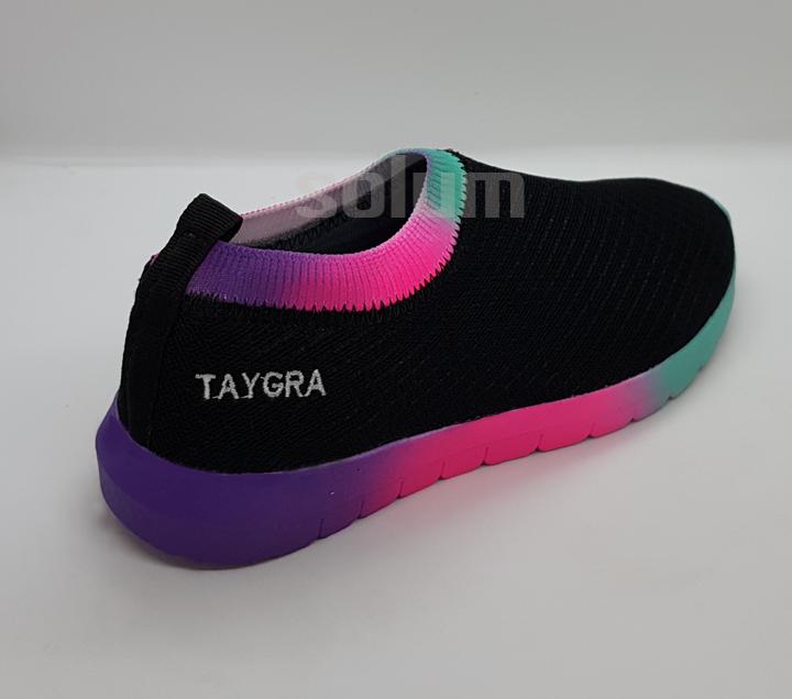 Tênis sem cadarço (preto color)