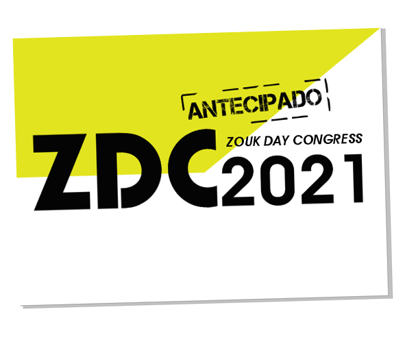 ZOUK DAY CONGRESS 2021 - Antecipado