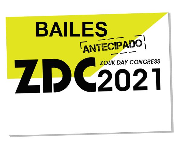 ZOUK DAY CONGRESS 2021 - BAILES | Valor Promocional
